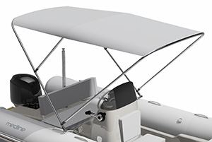 Semi-rigide Zodiac Medline 500 Bimini