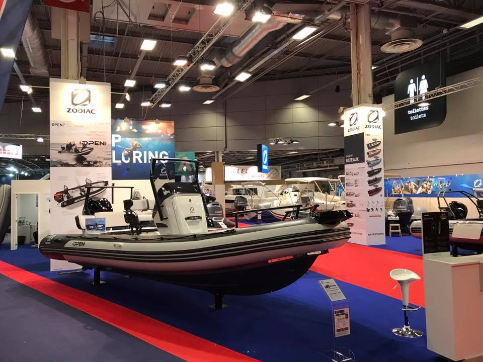 Nautic 2017 Zodiac