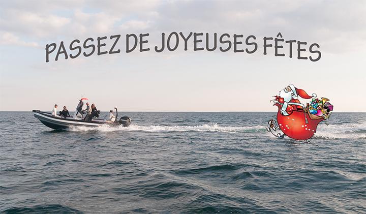 Ouest Marine vous souhaite de joyeuse fêtes