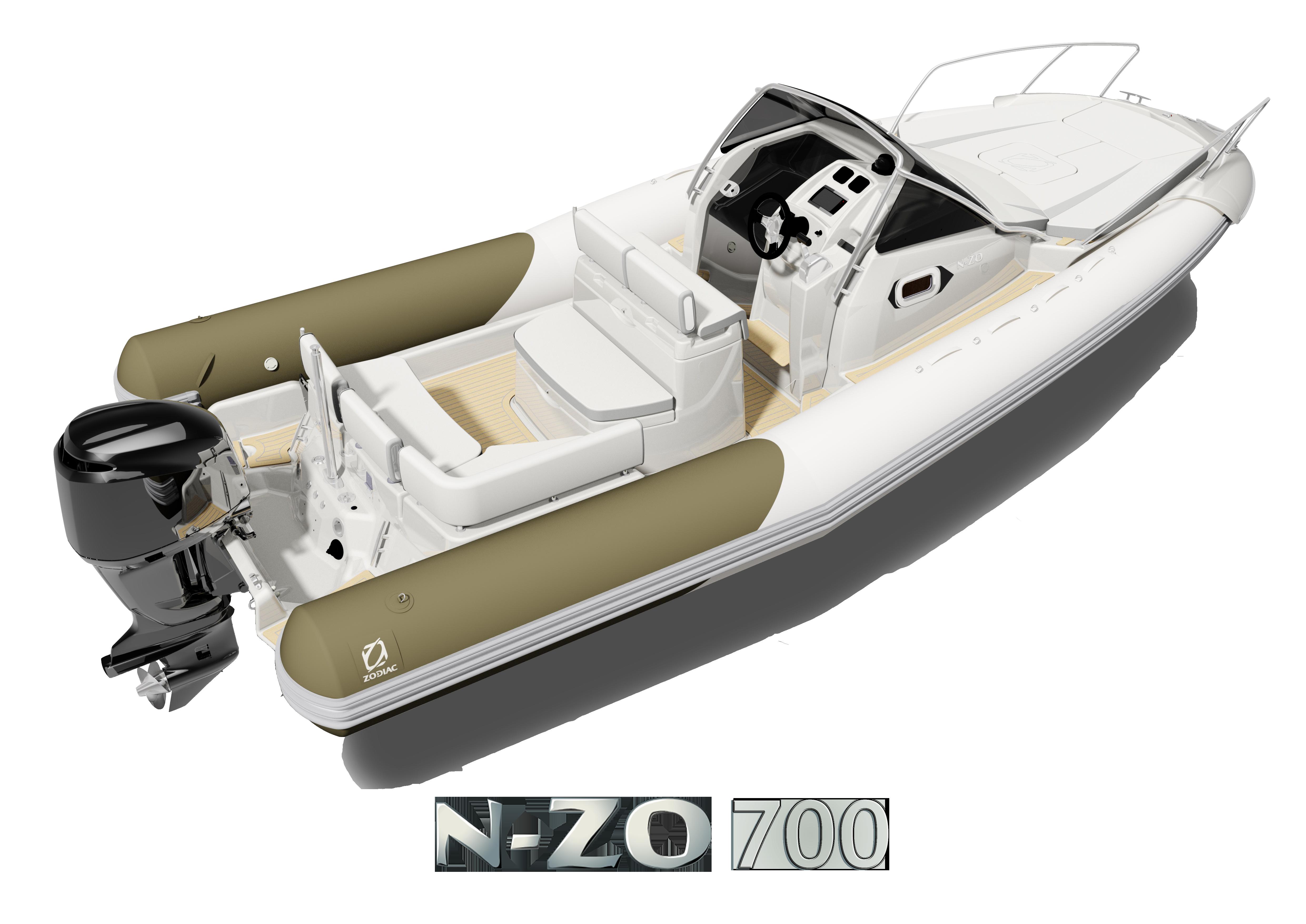 Semi-rigide Zodiac N-ZO 700