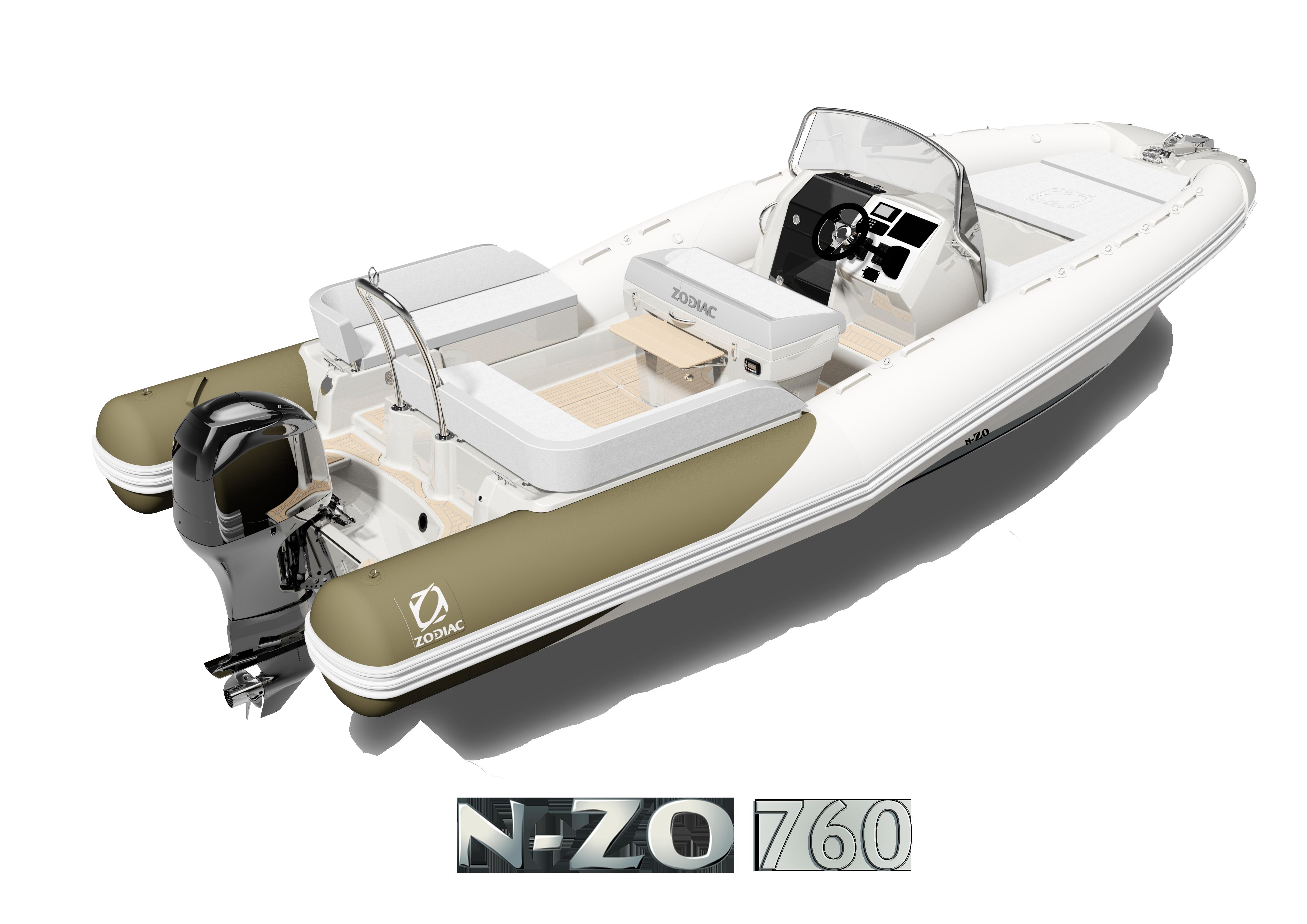 Semi-rigide Zodiac N-ZO 760