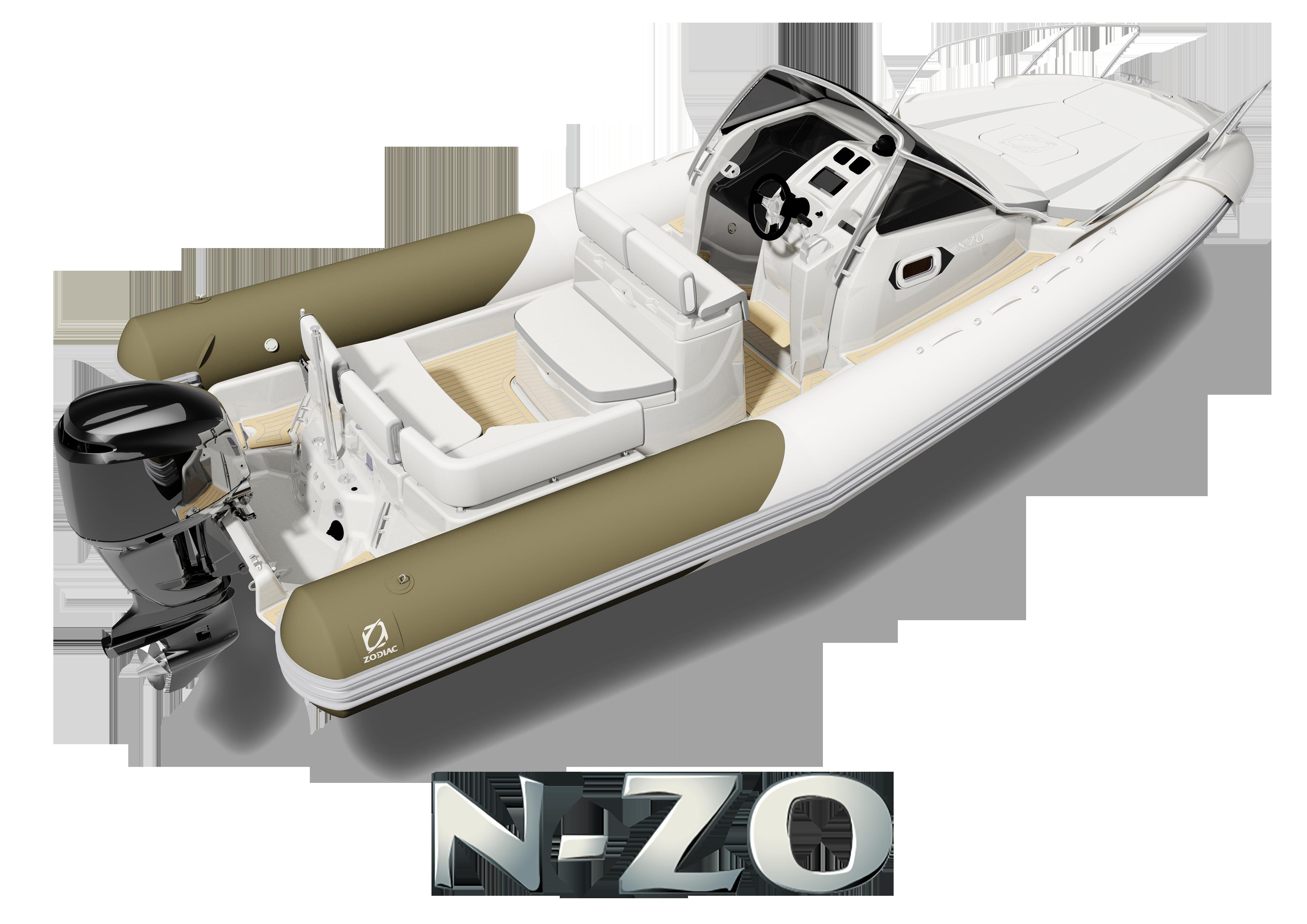 La gamme semi-rigide Zodiac N-ZO
