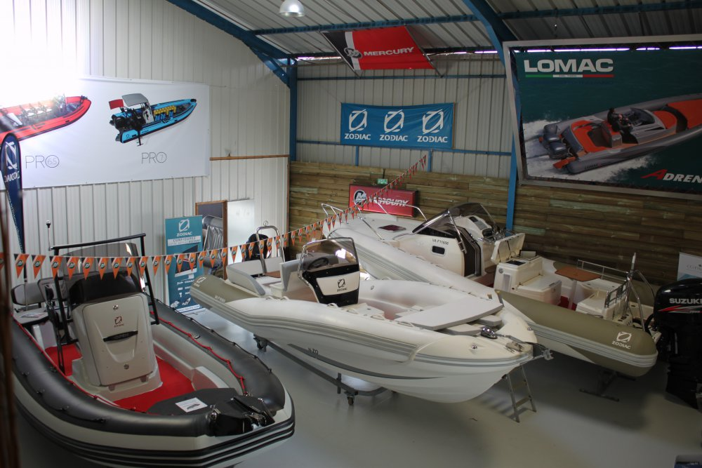 Showroom Ouest Marine
